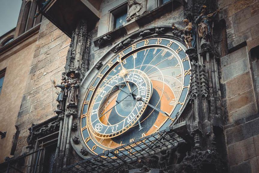 Horloge astronomique de varsovie