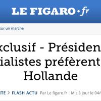 Manuel Valls, nouveau chouchou du Figaro? ... #Présidentielle2017