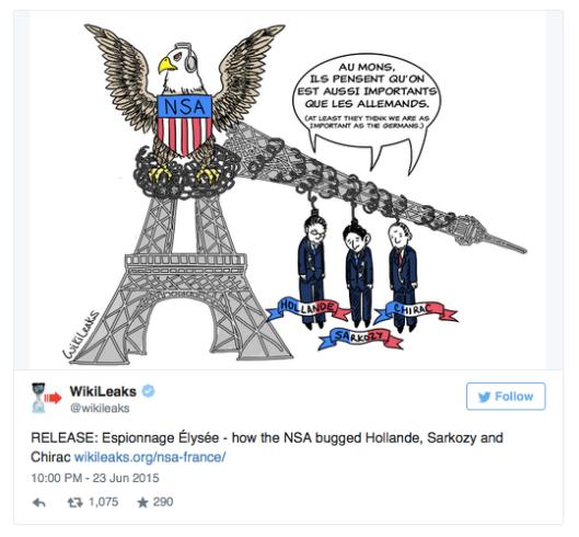 Wikileaks France 2015