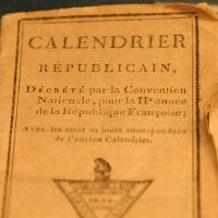 #14Juillet, Révolution française: Ouf! on a échappé au «Calendrier républicain», heureusement ...