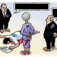 #Grèce : Meurtre économique ou suicide politique? … #OXI Mort