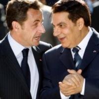 """Quand """"Sarkozy d'Arabie"""" veut *déplacer* la Tunisie et stigmatise l'Algérie... #Sarkonisie"""