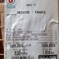 Traçabilité: Quand l'étiquetage de la viande tourne à la boucherie...