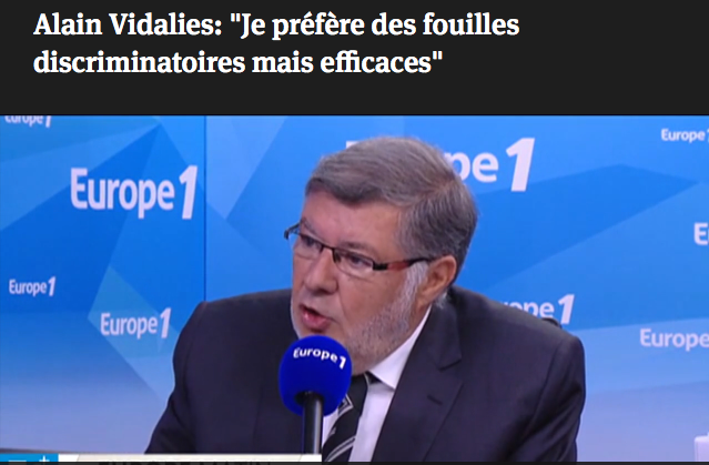 Alain Vidalies: