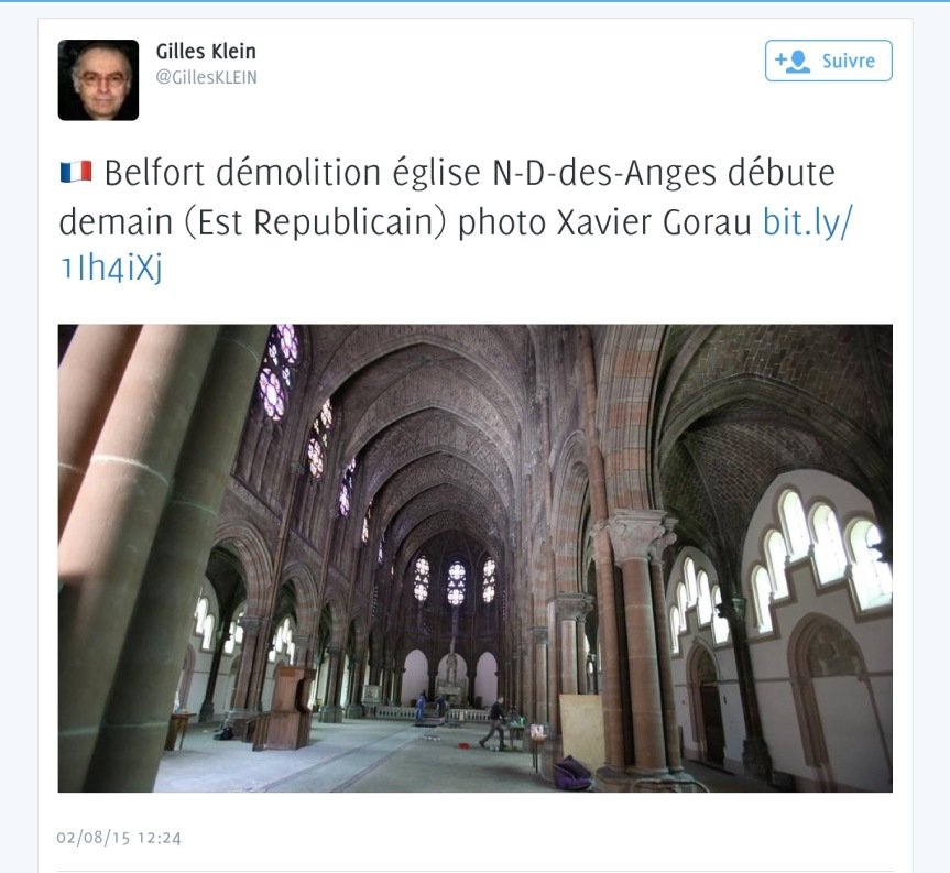 Eglise de Belfort