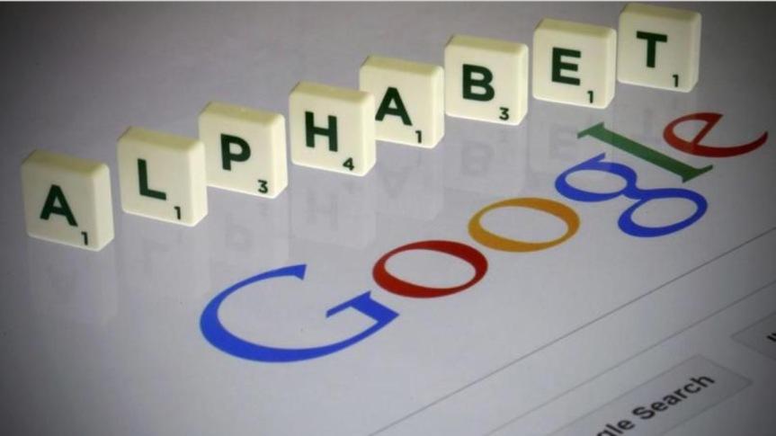 Gogole Alphabet Google