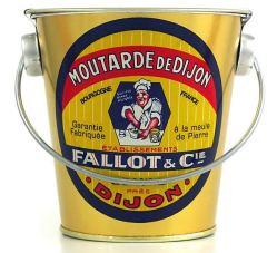 Moutarde de Dijon F Rebsamen Chômage