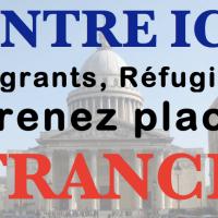 """France: """"Entre ici migrant!"""" avec ton terrible cortège de réfugiés..."""