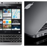Passport Silver Edition : Non, ceci n'est pas un #iPhone, l'Air de rien...