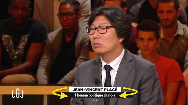 Jean-vincent Placé homme politique chinois