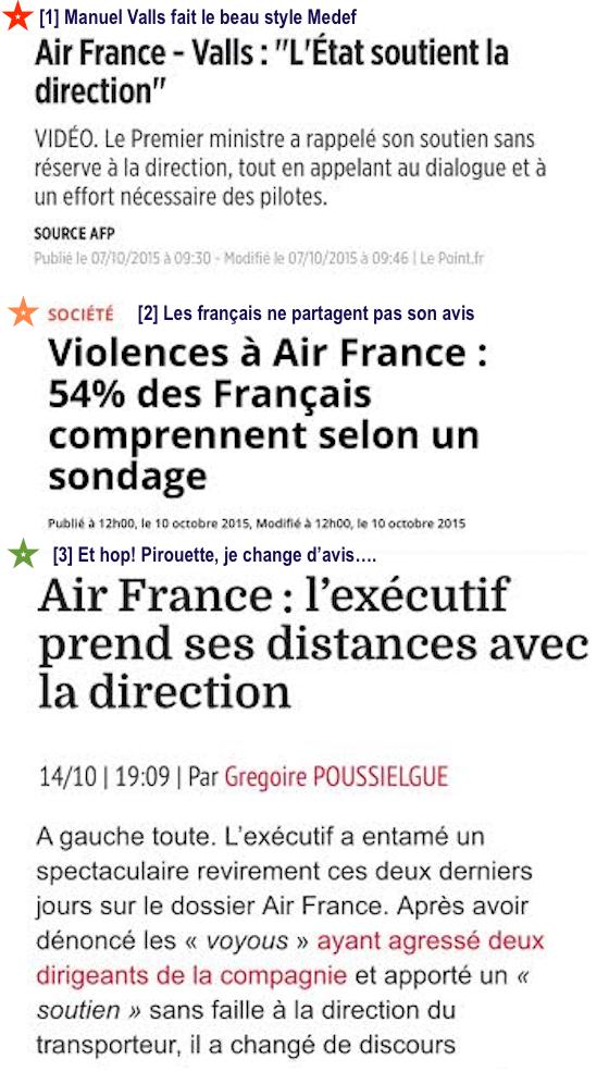 Valls Air France