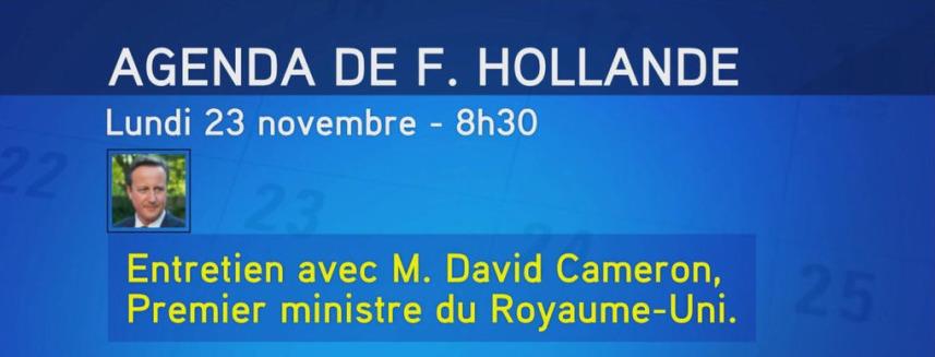 François Hollande Diplomatie 1