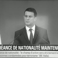 [Màj] Déchéance de la nationalité: Christiane Taubira a - été - annulée, je répète...