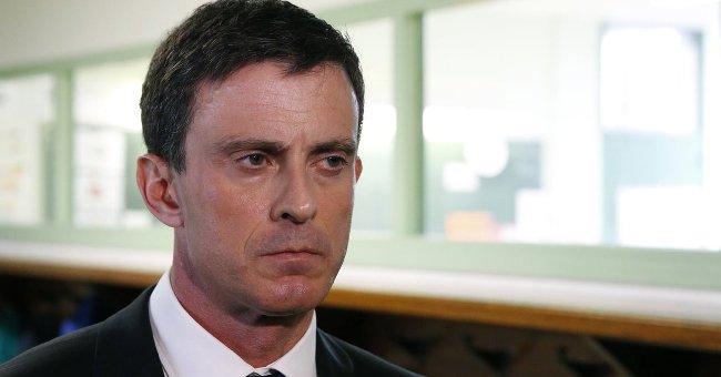 Manuel Valls Matignon Attentats charlie