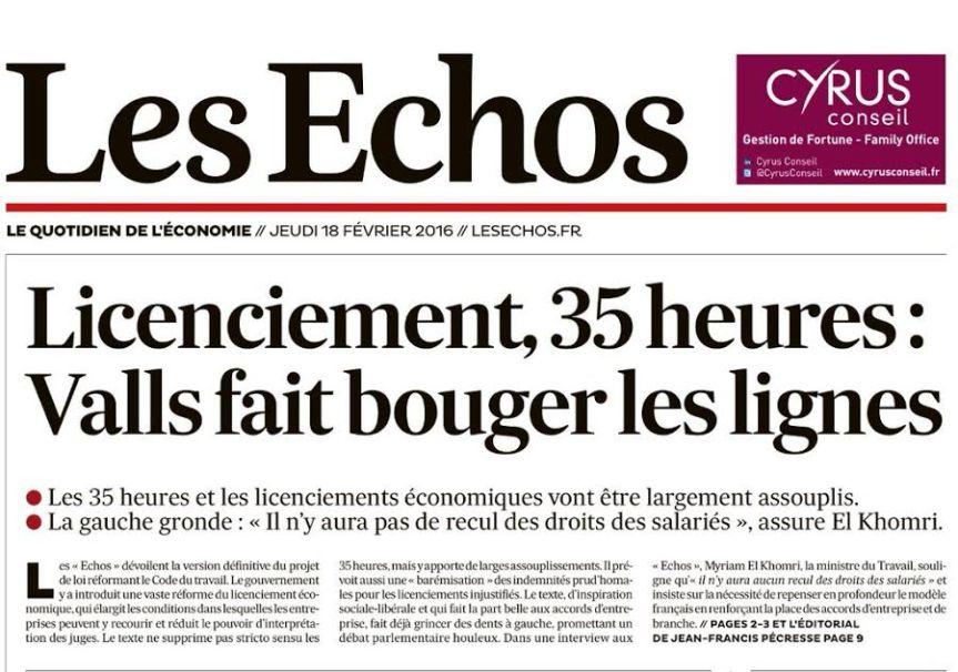 35 heures Valls