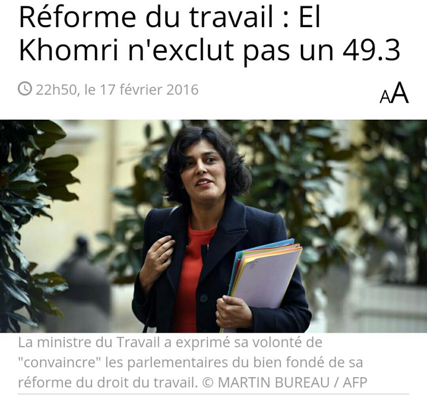 El Khomri 49.3