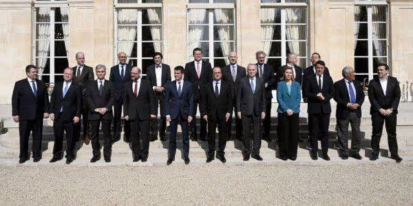 Hollande Valls Sociaux démocrates Elysée