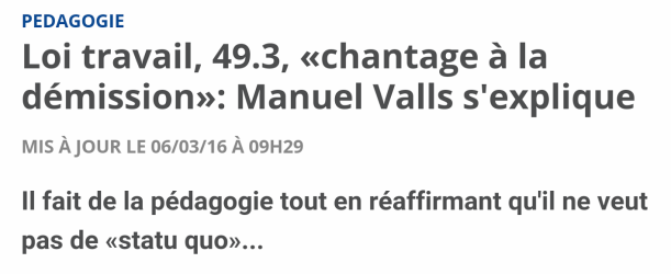 LoiTravailk Valls veut s'expliquer