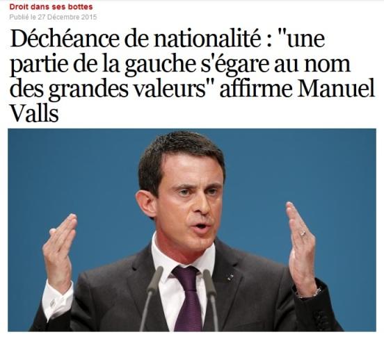 Valls droits dans ses bottes