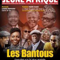 Puis un jour, ils débarquèrent en #Afrique, chez les #Bantous ...