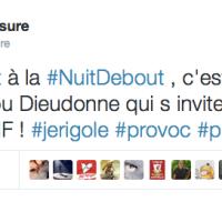 Virer #Finkielkraut de #NuitDebout, ça c'est fait...