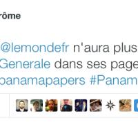 """Les tweets """"offshores"""" de Jérôme @Kerviel_j: #Cashinvestigation, Sté Générale ..."""