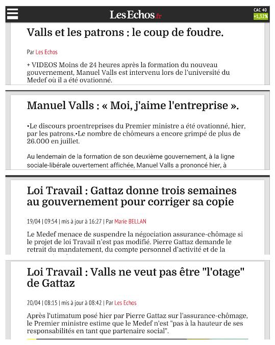 Valls Medef Gattaz utimatum