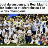 """#Benzema a sa """"Coupe d'Europe"""", et il se moque..."""
