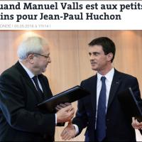 La «gentillesse» de M. #Valls: un boulot «àRienFoutre » pour Jean-Paul Huchon ...