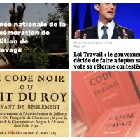Édit de #Valls, Art.49.3: #Loitravail, jour commémorat*/abolition de l'Esclavage #10mai ...