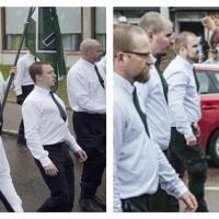 Néonazis: «Poing levé» de Tess #Asplund en Suède, et toujours «tête baissée» chez nous …