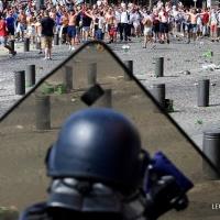 """#Marseille: Quand les barbares de la civilisation #MadeinEurope détrônent les """"jeunes de banlieue""""… #Euro2016"""