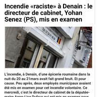 Le #Racisme au #PS: Mise en examen d'un dircab ...