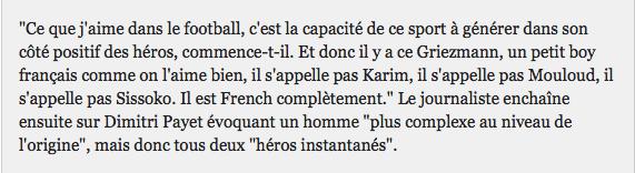 Griezman un petit boy bien français 2