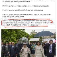 """""""La Reine et le parapluie"""": La jegounnerie estivale ..."""