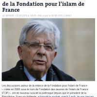 """JP #Chevènement: Nouvel """"#imam de France et de Navarre""""..."""
