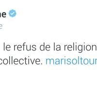 Parole raciste: Najat V. #Belkacem recadre M.#Valls ...