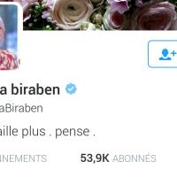"Le ""penseur de Biraben"": Maitena, l'ex de canal+ innove ..."
