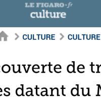 """Où l'on parle de la """"racine musulmane de France"""": Des tombes du Moyen-Âge , tournées vers la Mecque ..."""