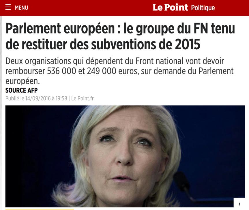parlement-europeen-le-groupe-du-fn-tenu-de-restituer-des-subventions-de-2015