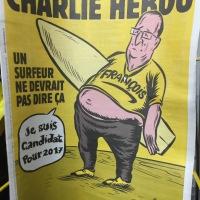 """""""Elysée-moi, je suis candidat! Et lisez #CharlieHebdo!""""_Cover_"""