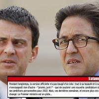 Manuel Valls: Tentation ou trahison présidentielle ? Il s'y prépare ….