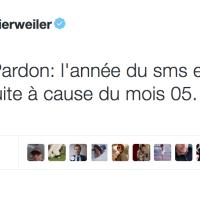 """Les SMS """"sans-dents"""" de F. Hollande: Valérie a étrillé, mais bof ..."""