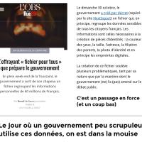 """Décret n° 2016/1460 de M. #Valls: Tous les français désormais """"fichés S"""" / J.Officiel ..."""