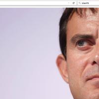 INFO. M. Valls est convoqué à l'Élysée ce lundi à 13h00, je répète ...