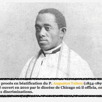 Augustus Tolton (1854-1897), 1er prêtre noir-américain au XIX° siècle ./..