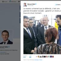 «La paresse intellectuelle de M.#Valls»: Benoît #Hamon contre-attaque, ça chauffe..
