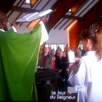La «race(in) chrétienne » , illustration photo via #iphone 2G, 1ère génération ...