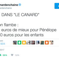 """#PenelopeFillon: Après l'emploi, le """"licenciement fictif"""", +45.000 € d'indemnités, ça flambe..."""