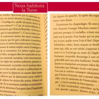 (Littérature & Politique): Le p'tit livre «rouge colère» de Ch. #Taubira. Extraits…